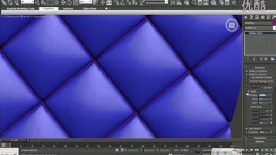 3DMAX软包建模 多边形建模教程