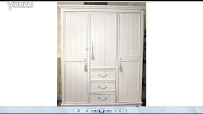 3DMAX欧式衣柜建模实例